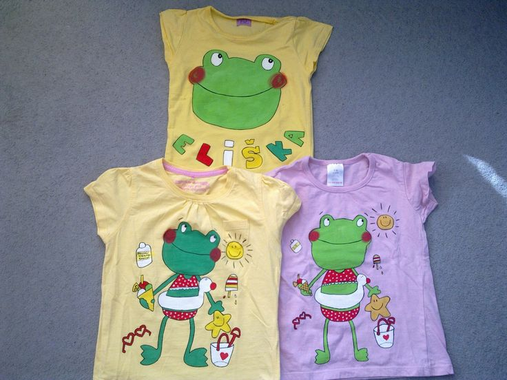 Dětské trička