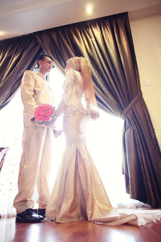 Malay Not Applicable Not Applicable Photographers Hafiz & Nazirah_Wedding 55093- Baju Kurung