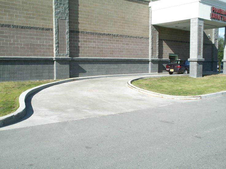 raised pump island kerb with stainless steel finish - Google Search