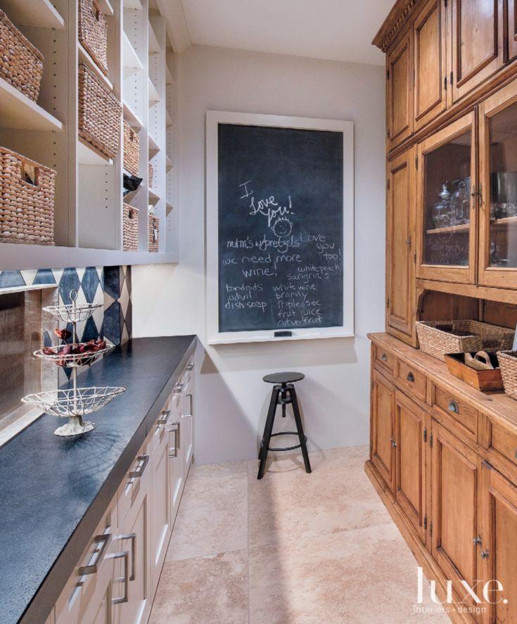 Die besten 25+ Contemporary pantry cabinets Ideen auf Pinterest - innendekoration ideen