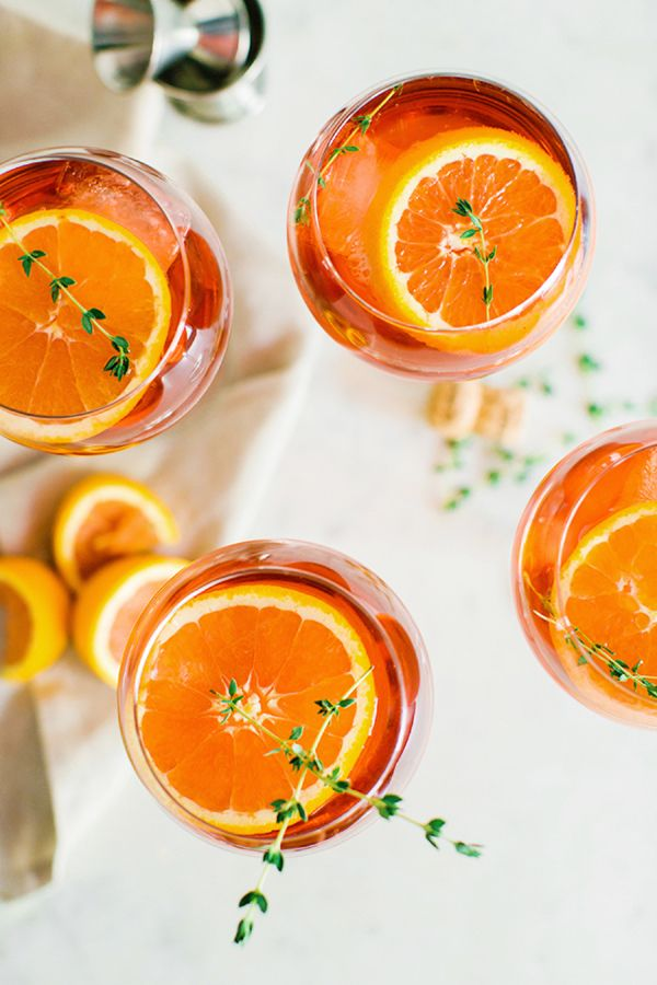 Aperol Spritz: http://www.stylemepretty.com/living/2015/09/07/a-refreshing-aperol-spritz-to-say-so-long-to-summer/ | Photography: Rustic White - http://www.rusticwhite.com/