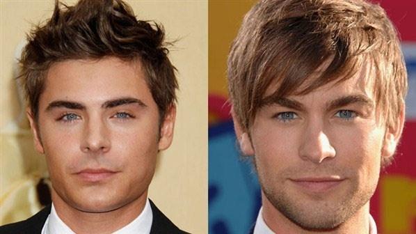 Zac Efron et Chase Crawford look alike