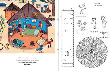 pour ceux qui souhaitent travailler sur les maisons du monde en volume un livre ecole. Black Bedroom Furniture Sets. Home Design Ideas