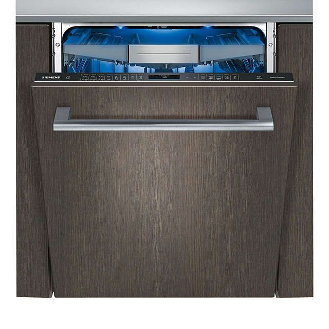 BuySiemens SN677X00TG Fully Integrated Dishwasher Online at johnlewis.com
