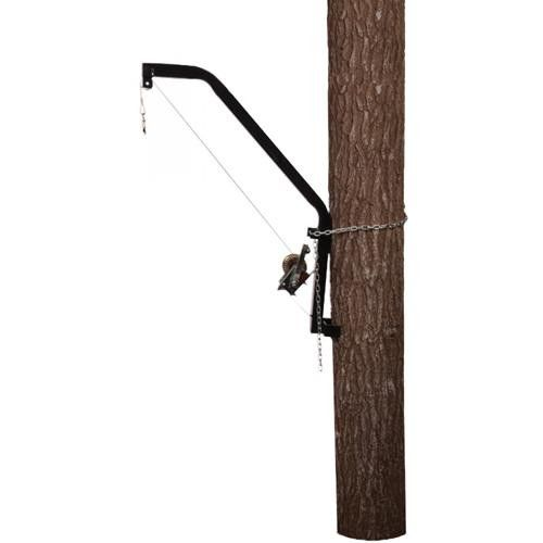 In Stock Now...Hanging Feeder Hoist Get Yours Today!  http://www.thesurvivalplace.com/products/hanging-feeder-hoist