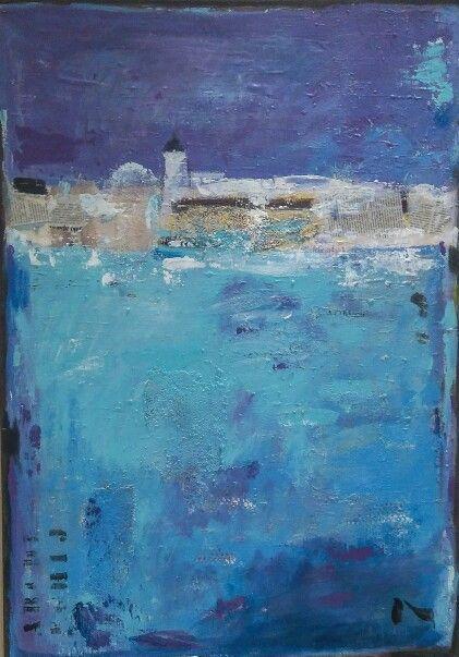 Kobus, Małgorzata, abstract painting