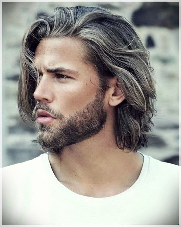 Mens Long Hairstyles 2019 : hairstyles, 100-Haircuts-for-Men-2019-100, Short, Curly, Haircuts, Hairstyles, Medium,, Styles, Medium