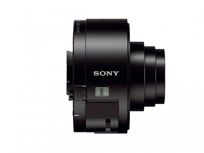 Sony DSC-QX10 W Smartphone Attachable 4.45-44.5mm Lens-Style Camera3