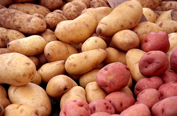 Csak reszeld le a krumplit.