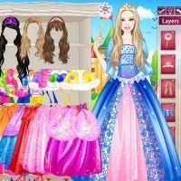 Barbie Diamonds Princess,Barbie games,agame100.com,free online games