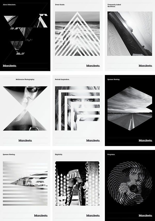 Manifesto. Identity Design by Josip Kelava
