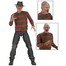 NECA - Nightmare on Elm Street - 1/4 Scale Action Figure - Freddy's Revenge