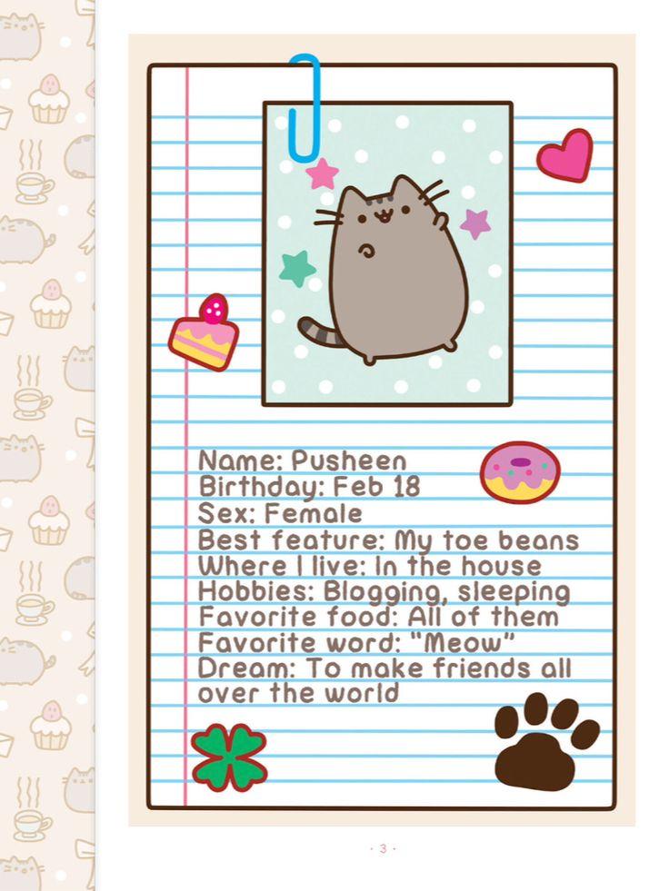 Wallpaper Cute Little Girl Cartoon Pusheen S Bio Pusheen Pusheen Pusheen Cute Cute Cats