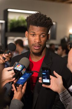 Minnesota Timberwolves willing to trade No. 5 pick for Jimmy Butler