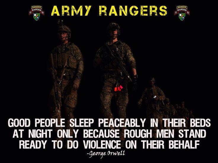 Army Rangers ...