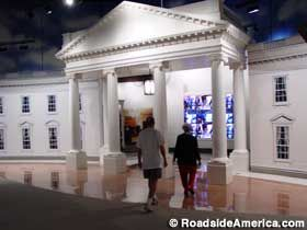 George Bush Presidential Library and Museum.College Station, TX