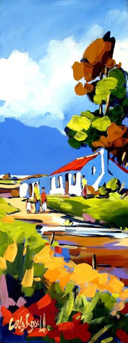 Carla Bosch Robertson Art Gallery