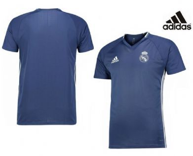 Camiseta de entrenamiento Real Madrid Adidas 2017