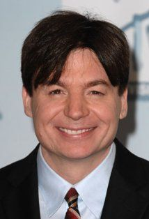 Actor, writer, comedian Mike Myers of SNL fame was born in Scarborough, Ontario, Canada