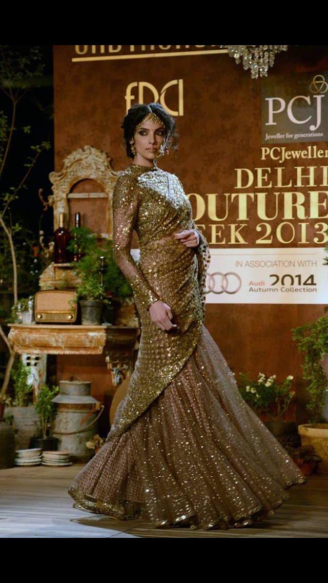 Sabyasachi Sangeet Dress Wedding Pinterest