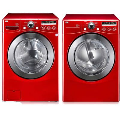 never thought in a million years something like front loading washer and dryers would get me