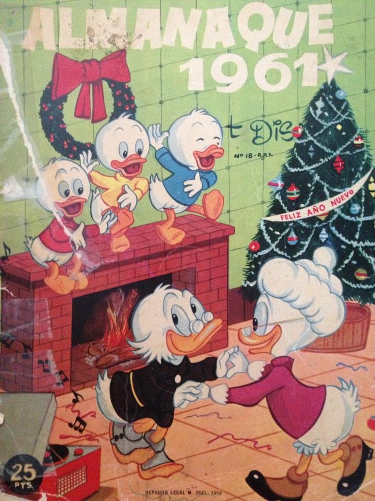 Los mejores personajes de Walt Disney: el tío Gilito, el pato Donald, Mickey…
