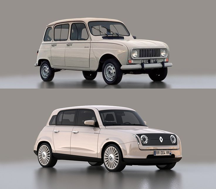 Renault 4 Concept