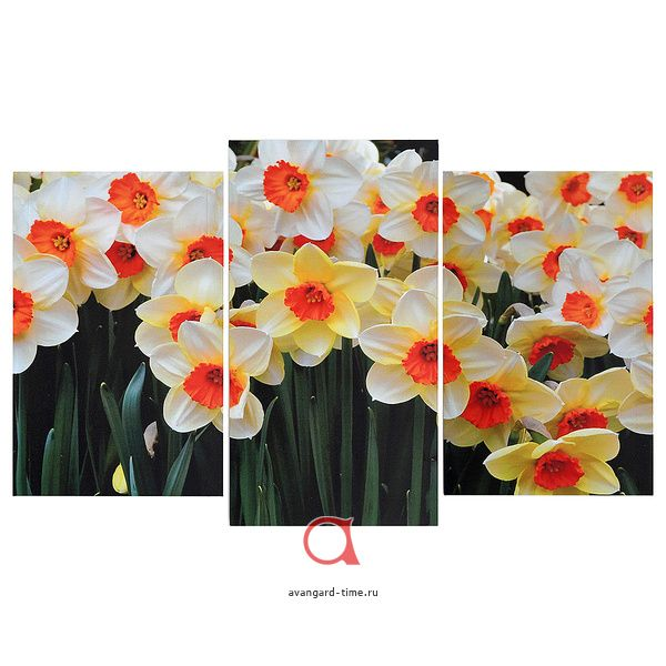 Картины по оптовой цене Сюжет S553 модульная картина 60х100 - в наличии на складе, оптом от производителя