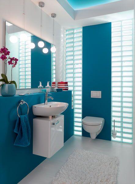 Las 25 mejores ideas sobre cuarto de ba o turquesa en - Banos azules decoracion ...
