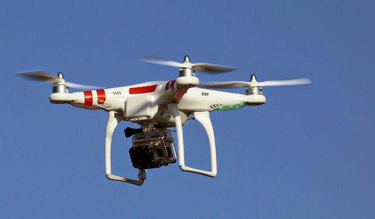 Jataí News: Drones podem ser ameaça a aviões de passageiros