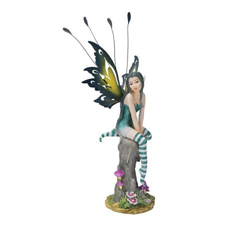 Lochloy House Fairy: Striped Stockings