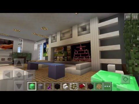 exciting a big house in minecraft. minecraft pocket edition big house part 1  YouTube 339 best Minecraft images on Pinterest buildings