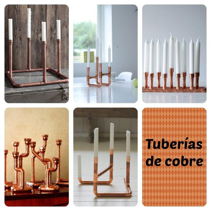 M s de 25 ideas incre bles sobre soportes para velas en - Soporte para velas ...