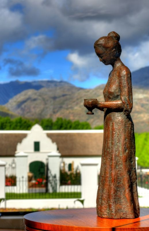 La Motte Wine Estate, Art and Culture and International winner, Best Of Wine Tourism 2012 Cape Town