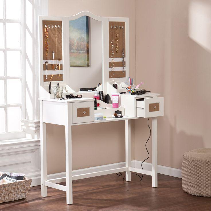 storage atg stores desks vanity pinterest bedroom vanities