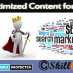 Build Optimized Content for your blog
