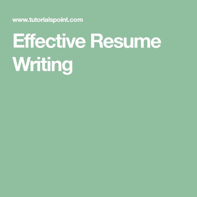 Best 25+ Resume writing ideas on Pinterest Resume help, Resume - resume writing