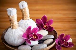 Resultado de imagen de plantas para masaje sabai