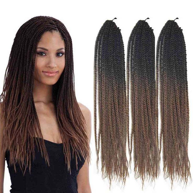 58 best synthetic hair extension images on pinterest hair care ombre synthetic 2 box pretwist crochet jumbo braids hair 14 30 strandsbundle pmusecretfo Choice Image