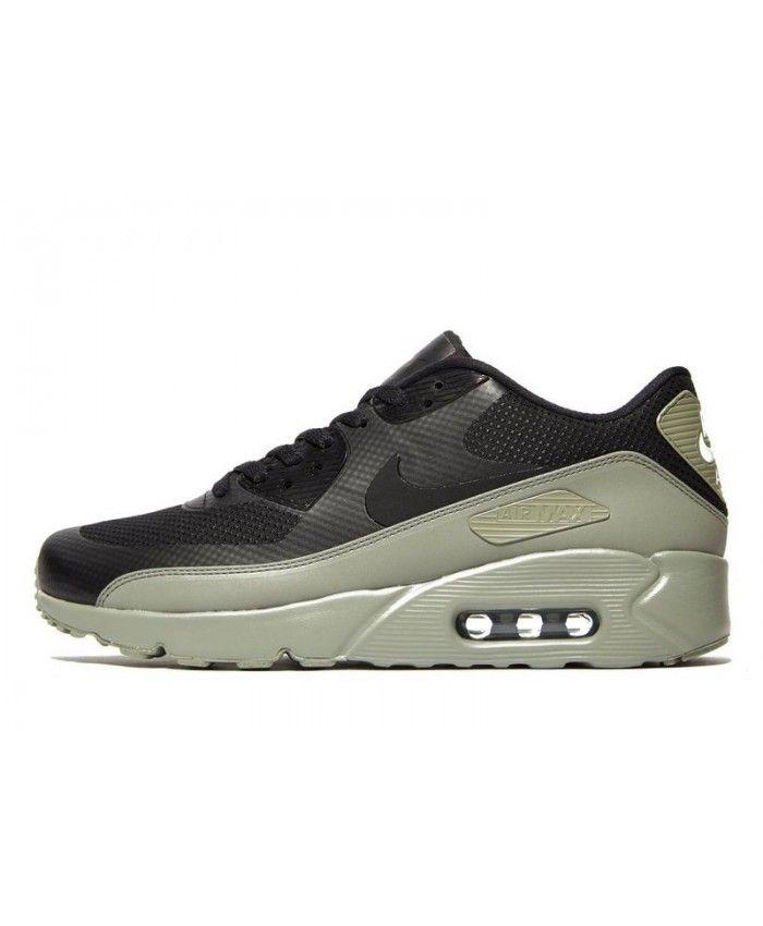size 40 2e2cf bd174 Men s Nike Air Max 90 Ultra Essential Green Sneakers 011634