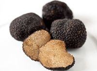 One important change from our winter to summer menu: The ways in which the summer black truffle is featured.   The extremely tasty, highly prized ingredient will be used in pasta and meat dishes at Merlo on Maple this summer.
