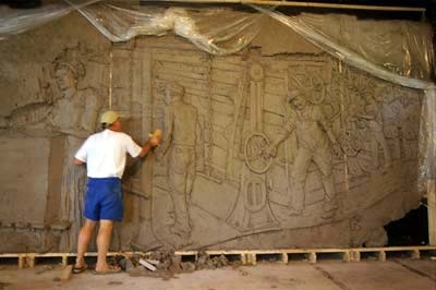 52 Best Bas Relief Wall Images On Pinterest Plaster Art