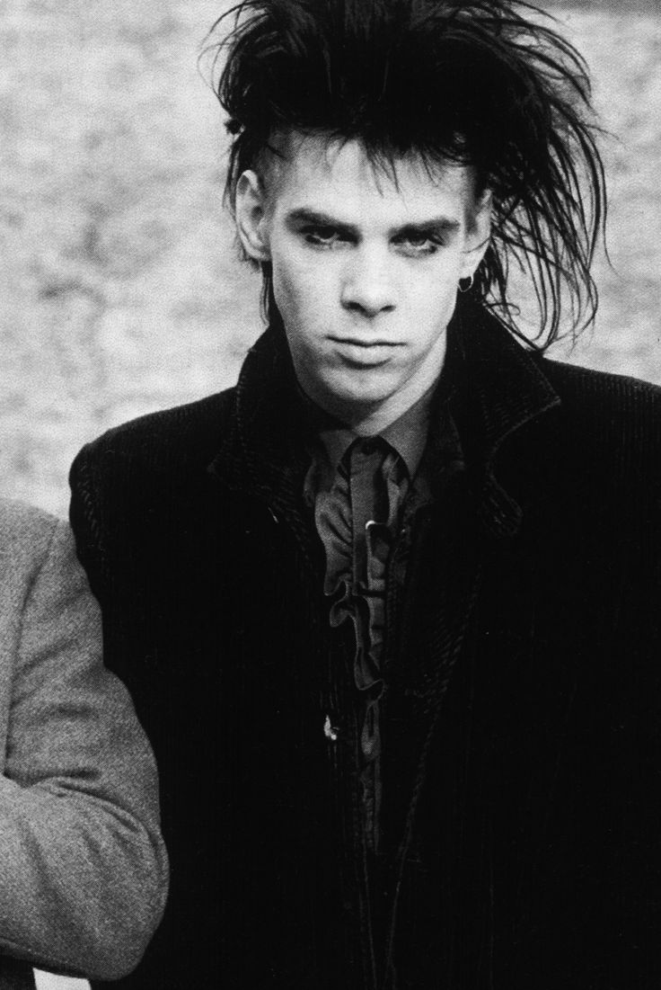 Nick Cave, in darker days... †