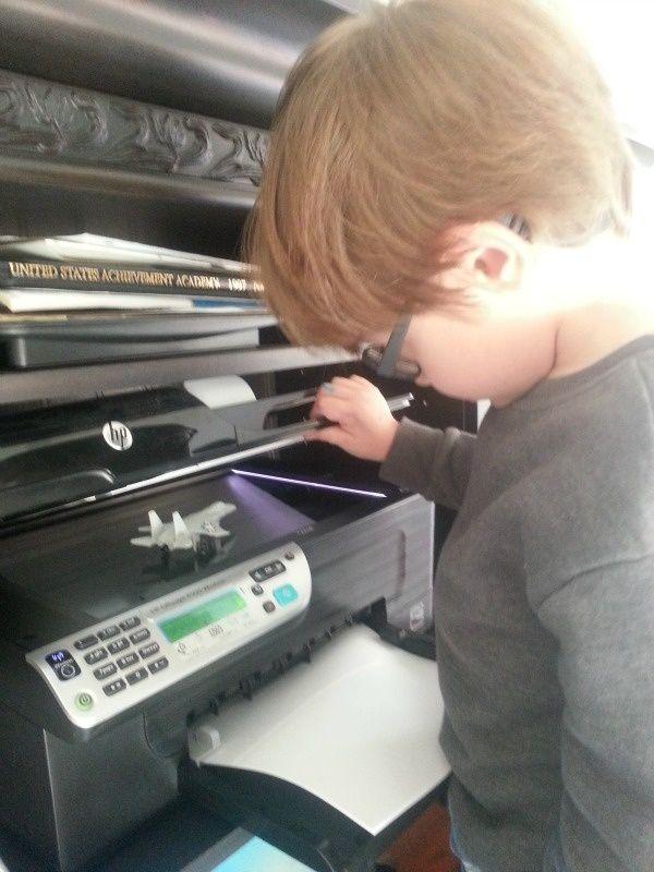 Play Create Explore: Make a Photocopy Storybook