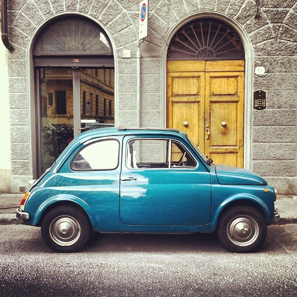 105 Best FIAT 500 CINQUECENTO Images On Pinterest