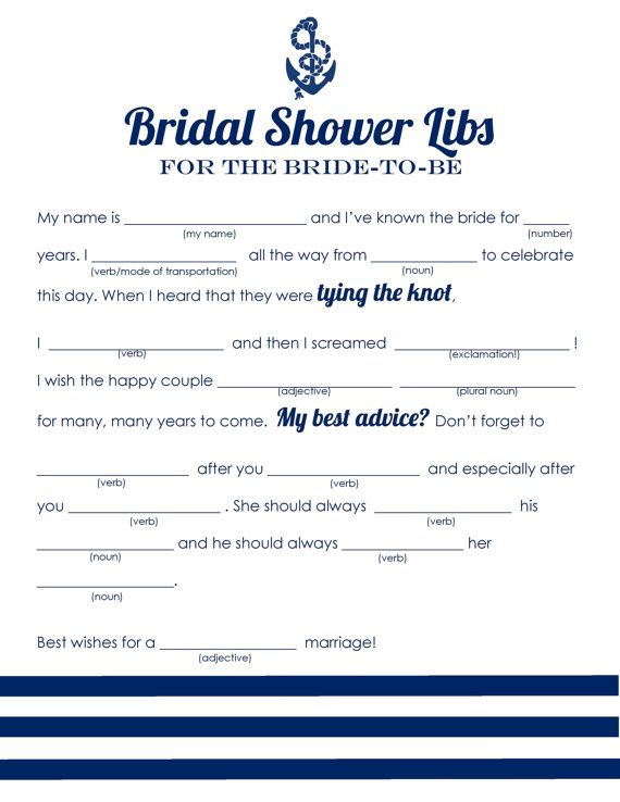 A fun and unique shower detail for a preppy bride to be!    The matching invitation to this item can be found here: