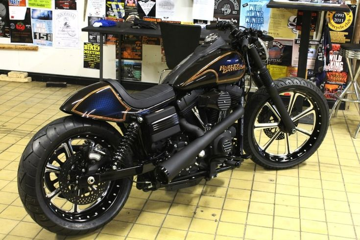 A Harley Build    What?| Motorcycles and Bicycles forum |