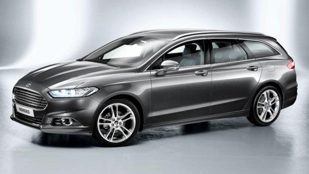 Ford Mondeo wagon/hatchback