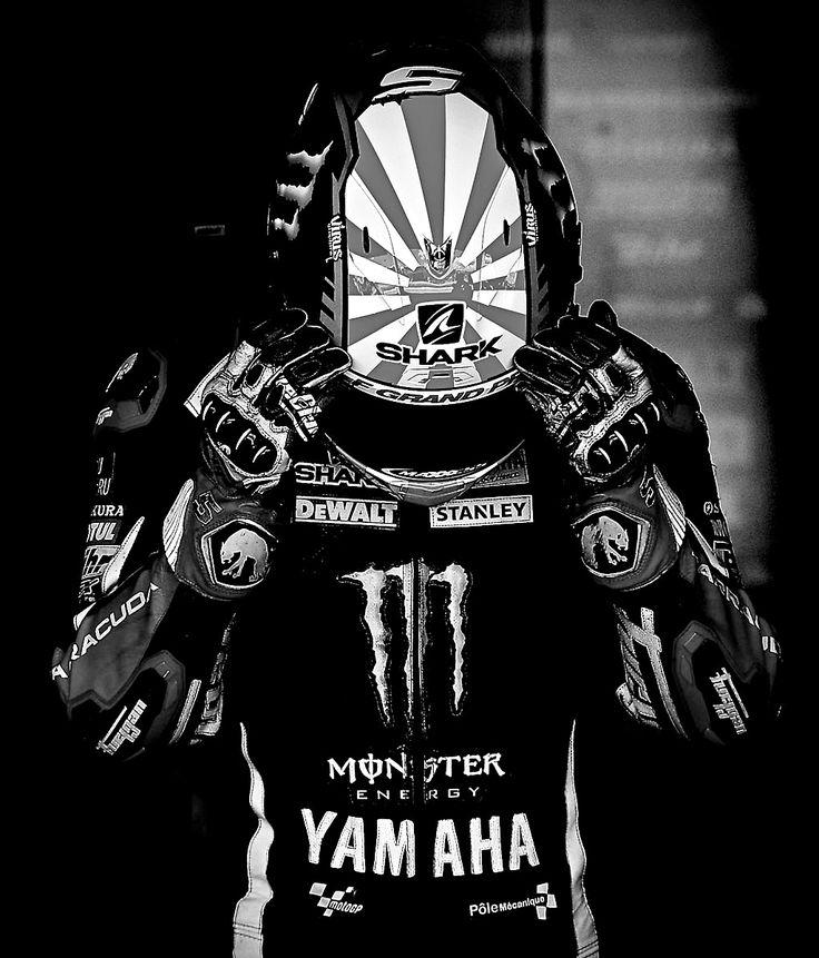 Black rider — motogpfanpage: Johann Zarco - Jerez 2017