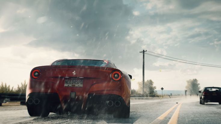 Need for Speed Rivals Video Game Preview